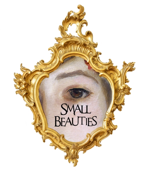 Small Beauties image with words