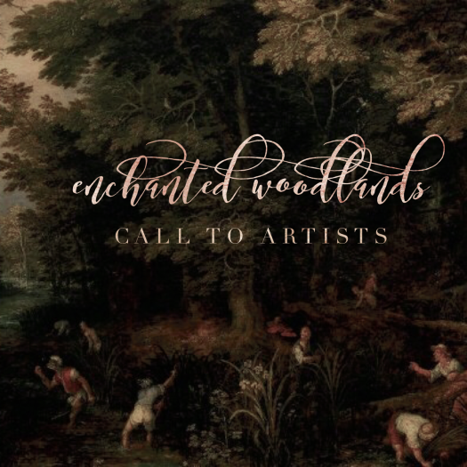 Enchanted Woodlands Call to Artists Logo