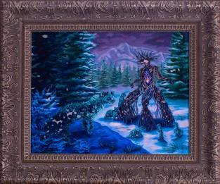 Polk, Jess, A Winter Gathering